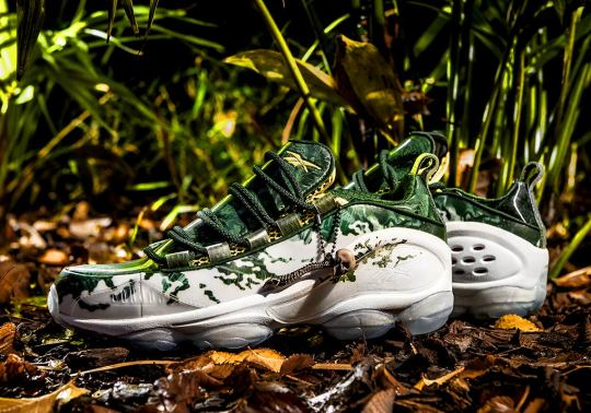 Extra Butter And Reebok To Release A DMX Run 10 Inspired By Predator