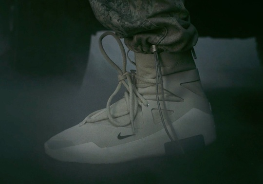 Fear Of God x Nike Collaboration Revealed