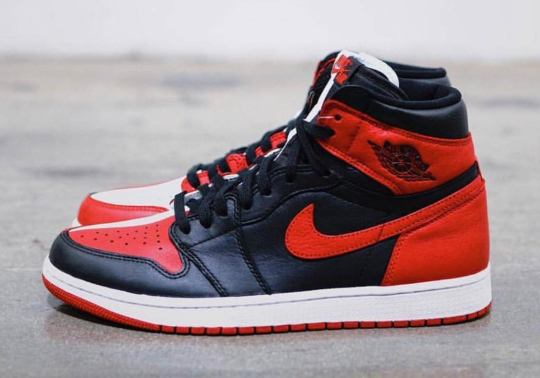 "Air Jordan 1 ""Homage To Home"" And More Restocking At Finish Line"