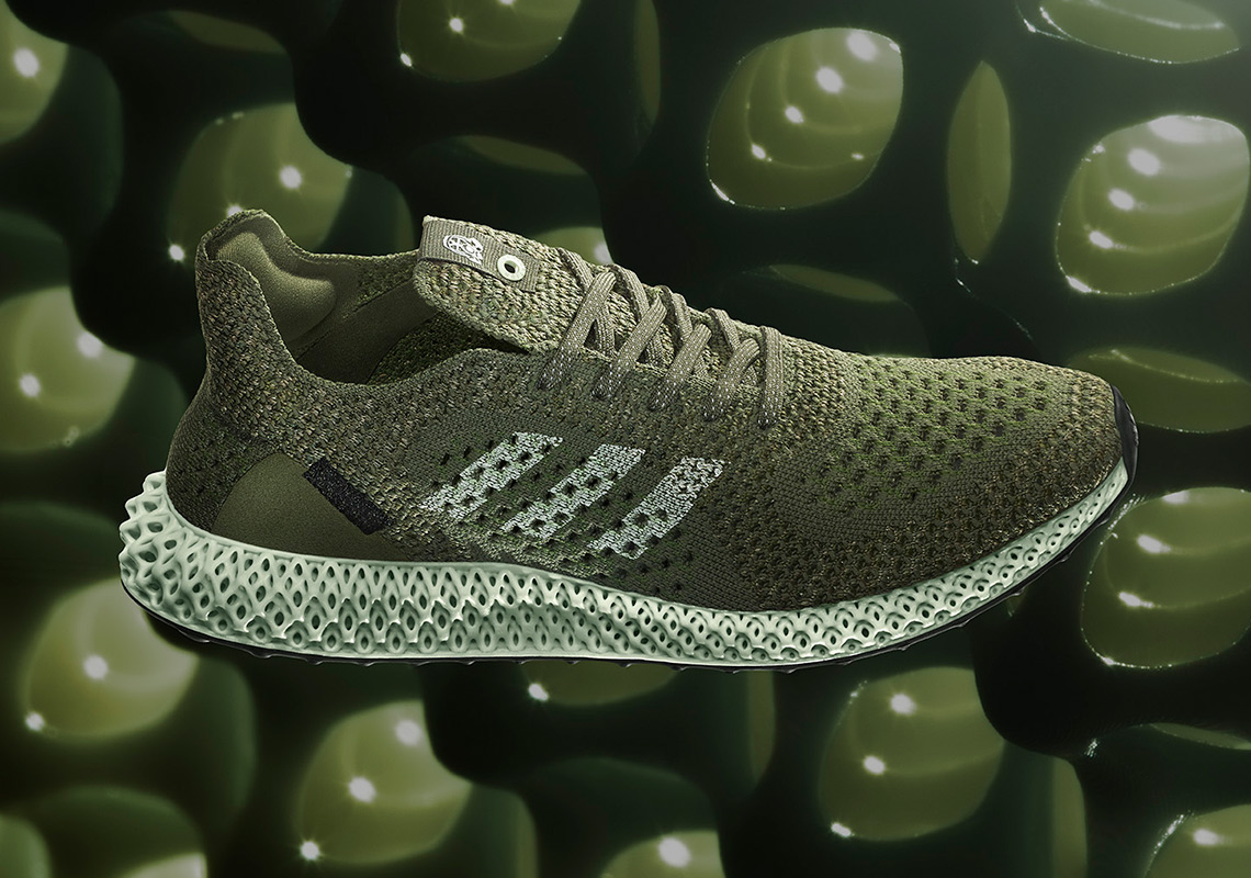newest 53260 62882 Footpatrol Unveils Their adidas Consortium 4D Collaboration