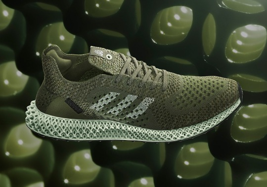 Footpatrol Unveils Their adidas Consortium 4D Collaboration
