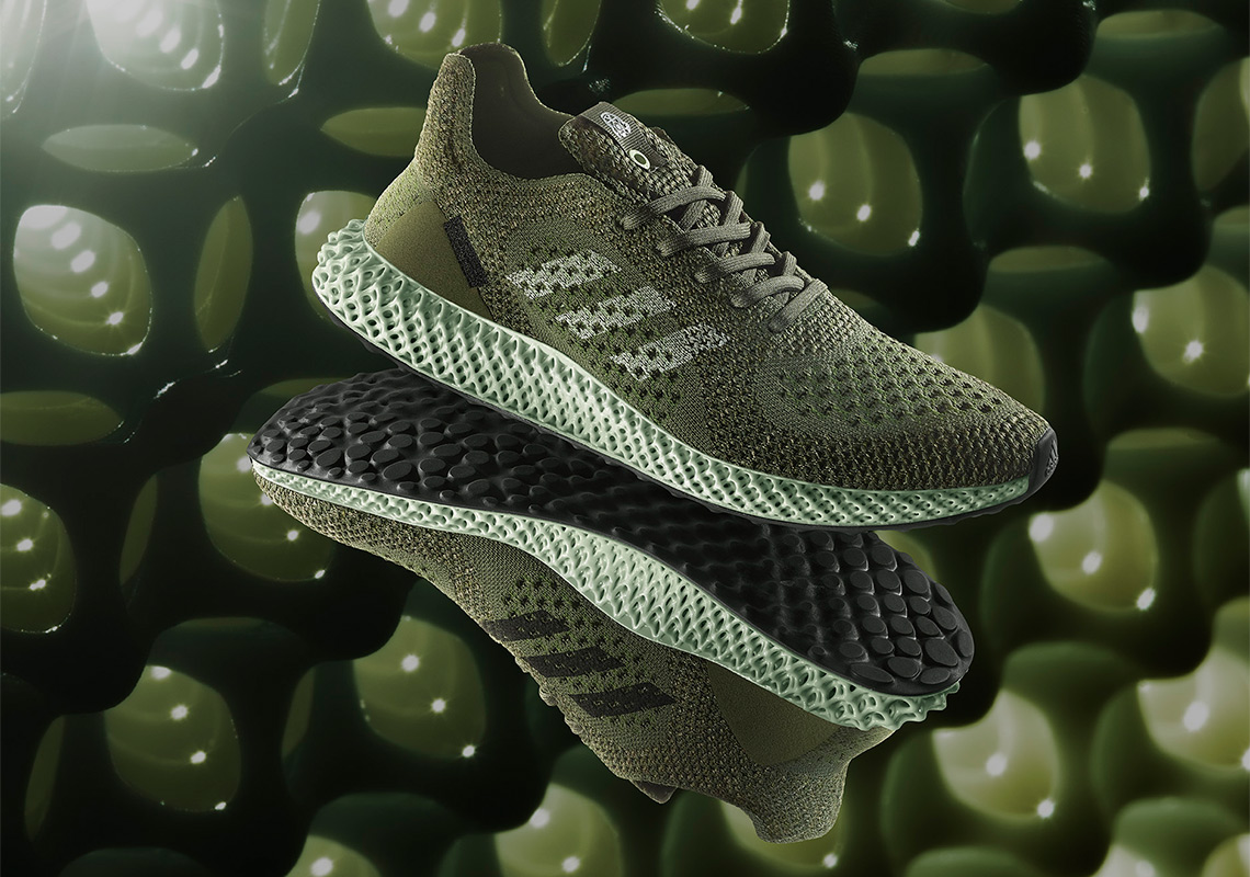 Footpatrol Unveils Their adidas Consortium 4D Collaboration