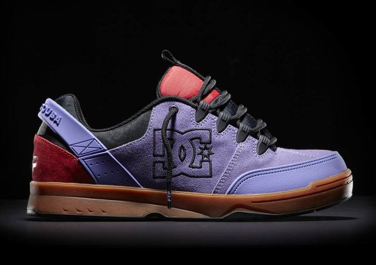 FTP Collaborates With DC Shoes On The E Tribeka And Syntax