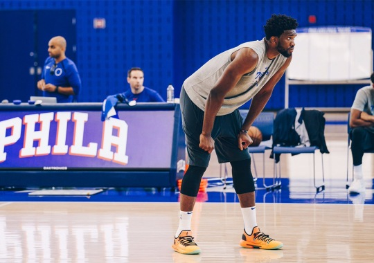 Is Joel Embiid Signing With Under Armour?