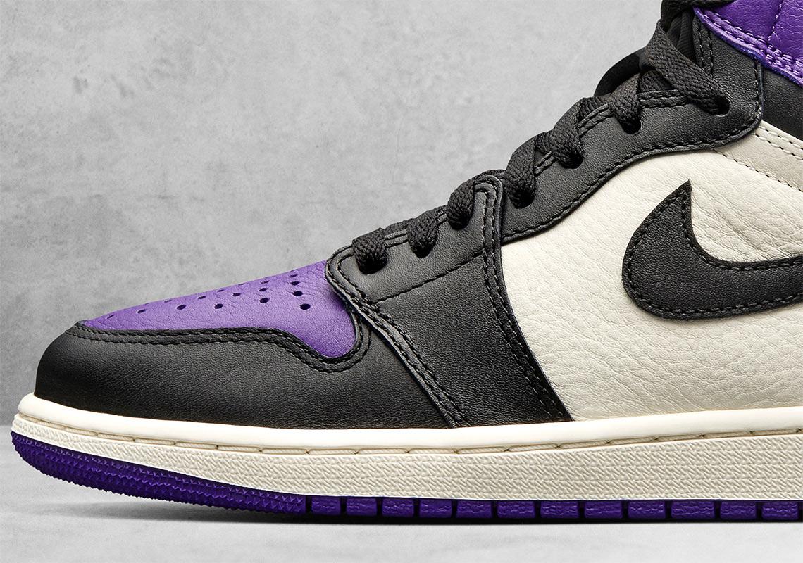 e1f7369df989e1 Where To Buy Air Jordan 1 Court Purple