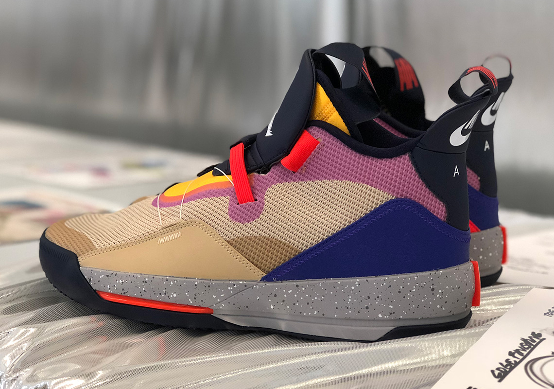 c13e846b8ff2 You can preview all five colorways of the Air Jordan 33 here