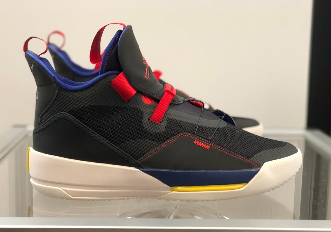 909c286ac15c Jordan 33 - Upcoming Releases + Colors