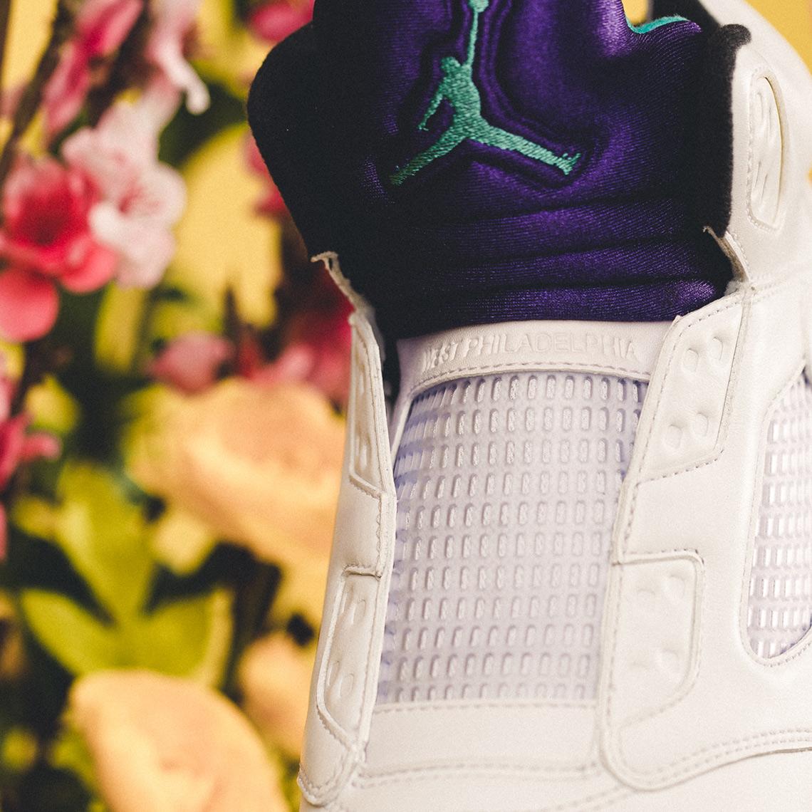 online store dfacc 4f84c Air Jordan 5 Fresh Prince Release Info + Photos ...