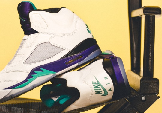 "The Air Jordan 5 ""Fresh Prince"" Will Release At An OG West Philadelphia Store"
