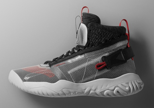 Jordan Unveils The Apex-Utility With REACT Cushioning