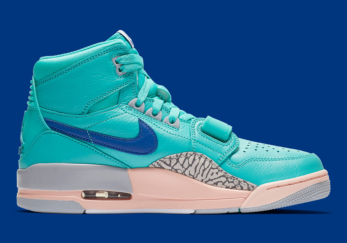 save off 9b474 87160 Color  Hyper Jade Bright Blue Style Code  AV3922-348. Where to Buy  Jordan  Legacy 312. Nike Available. Advertisement
