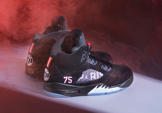Where To Buy The Jordan PSG Collection