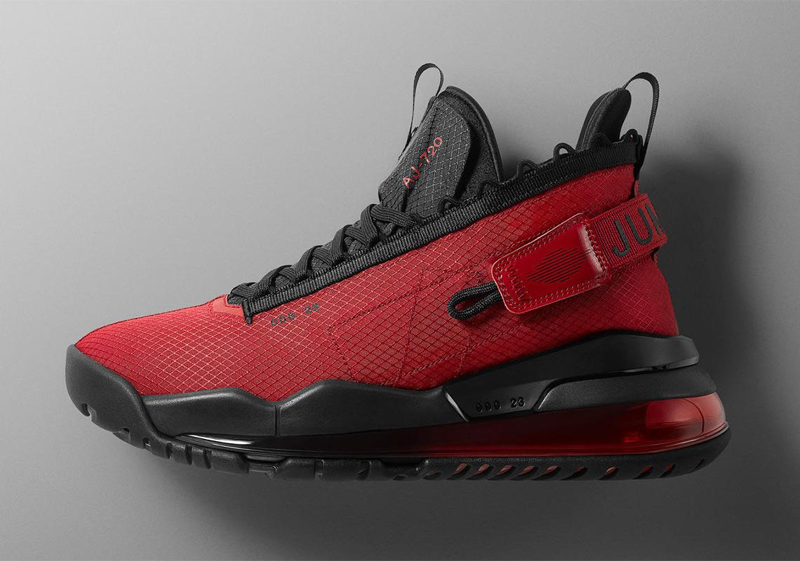sports shoes 61900 eb42f Jordan Proto-Max 720 Unveiled