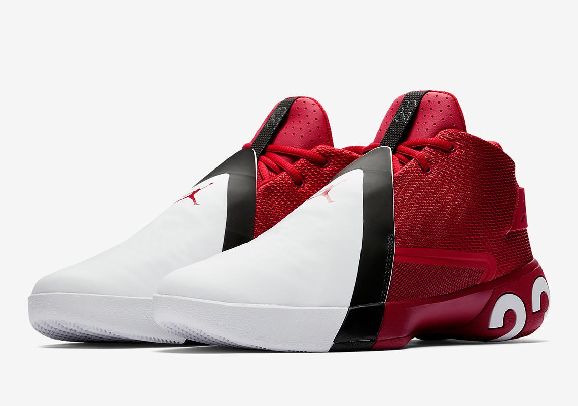 786c93c1a6fa Jordan Ultra Fly 3  125. Color  Black Light Smoke Grey White