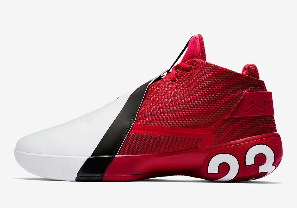 Jordan Ultra Fly 3  125. Color  Gym Red Black White Style Code  AR0044-601 7a4835db4