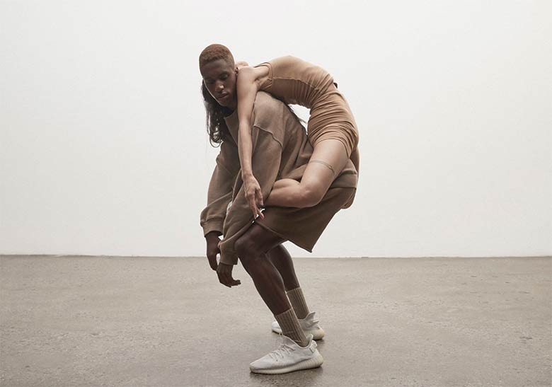 983d176a765 Kanye West Triple White Yeezy Lookbook