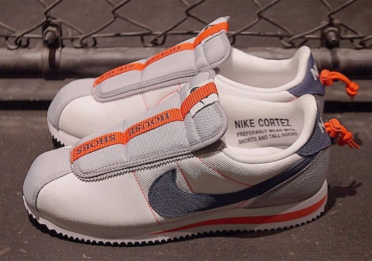 Kendrick Lamar's Fourth Nike Cortez Revealed