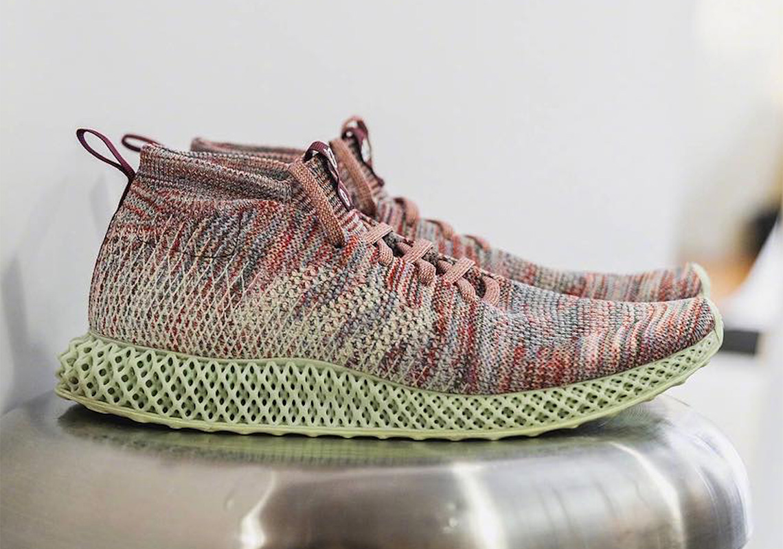 32c0ace6cf440 KITH Brings Aspen To The adidas Consortium 4D