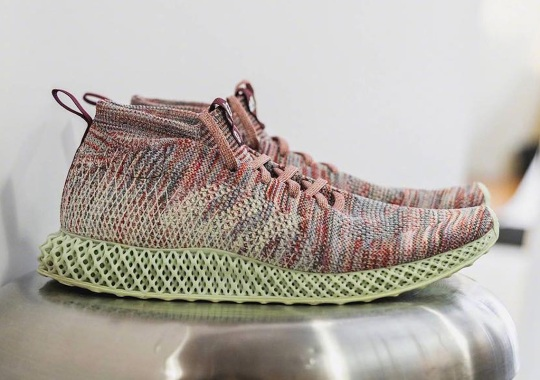 KITH Brings Aspen To The adidas Consortium 4D