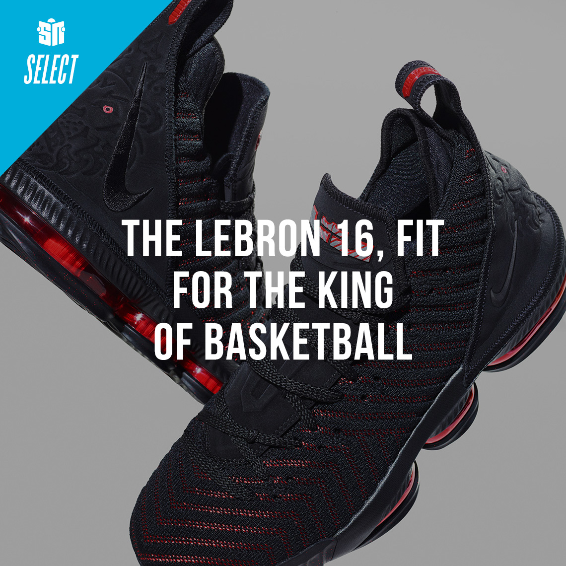 The Nike LeBron 16, Fit For The King Of Basketball
