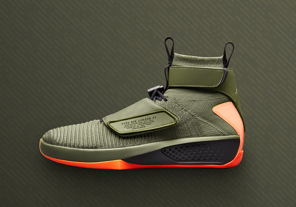 39d771f545af Carmelo Anthony Rag And Bone Air Jordan 20 Flyknit Release Info ...