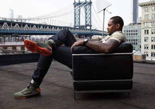 Jordan Brand Unveils The Carmelo Anthony x Rag & Bone Capsule