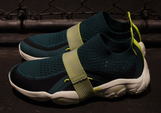 mita sneakers And Reebok Team Up On A DMX Fusion