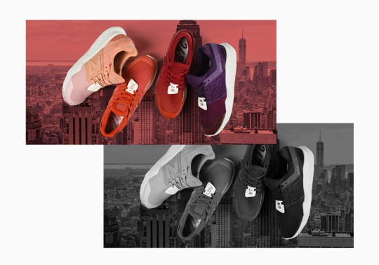 "New Balance 247 v2 ""Time Zone"" Pack Includes Four Key Global Cities"