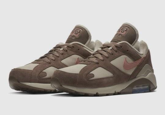 This Nike Air 180 Resembles 2005's Super Rare Nom De Guerre Collaboration