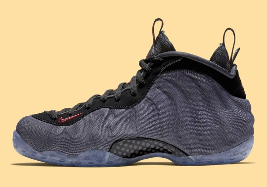 "Where To Buy The Nike Air Foamposite One ""Denim"""