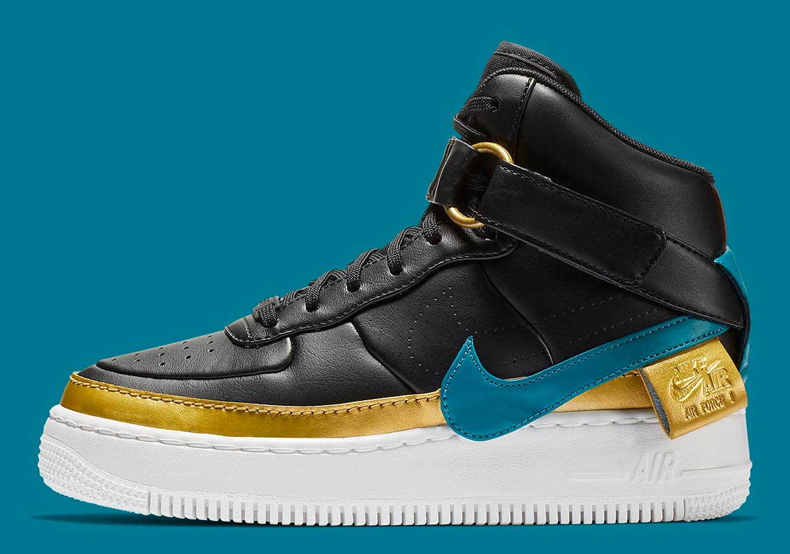 b0c8b0fd8fc70 Nike Air Force 1 Jester XX High Release Date  October 1