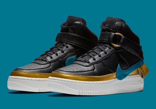 The Nike Air Force 1 Jester XX Will Debut As A High-Top 1e7264a56