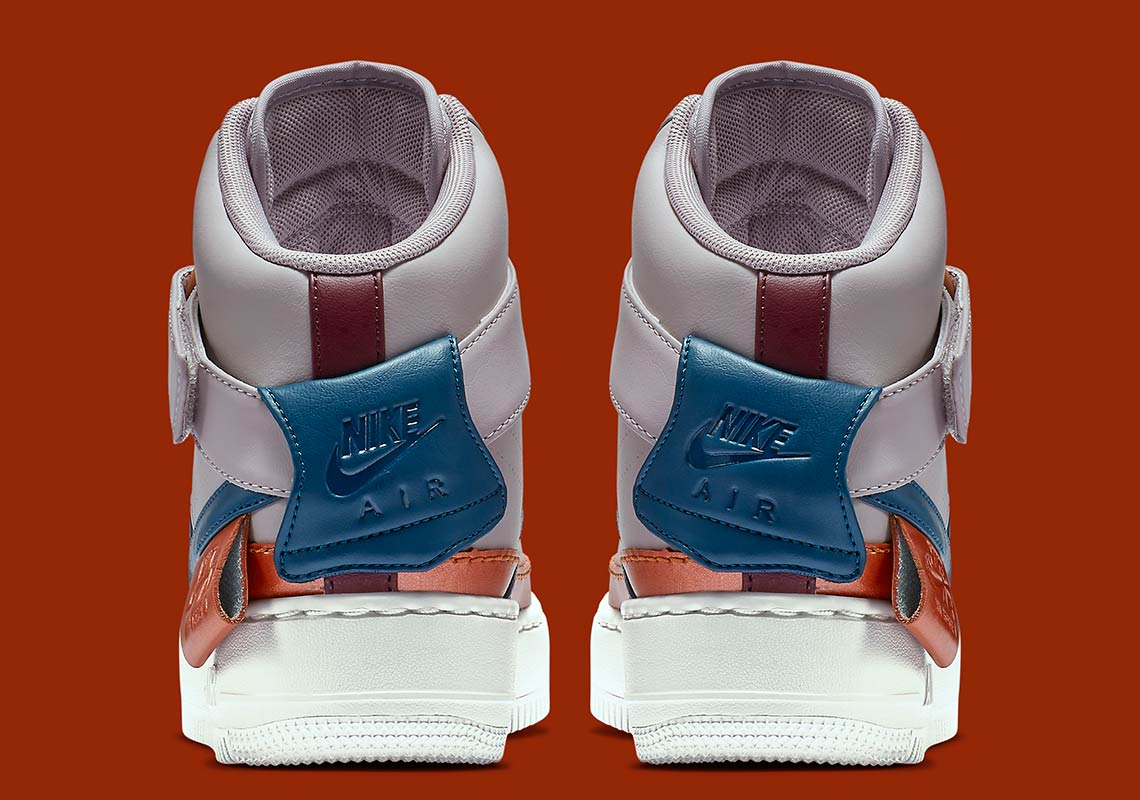 Nike Air Force 1 Jester High AR0625 001 AR0625 500