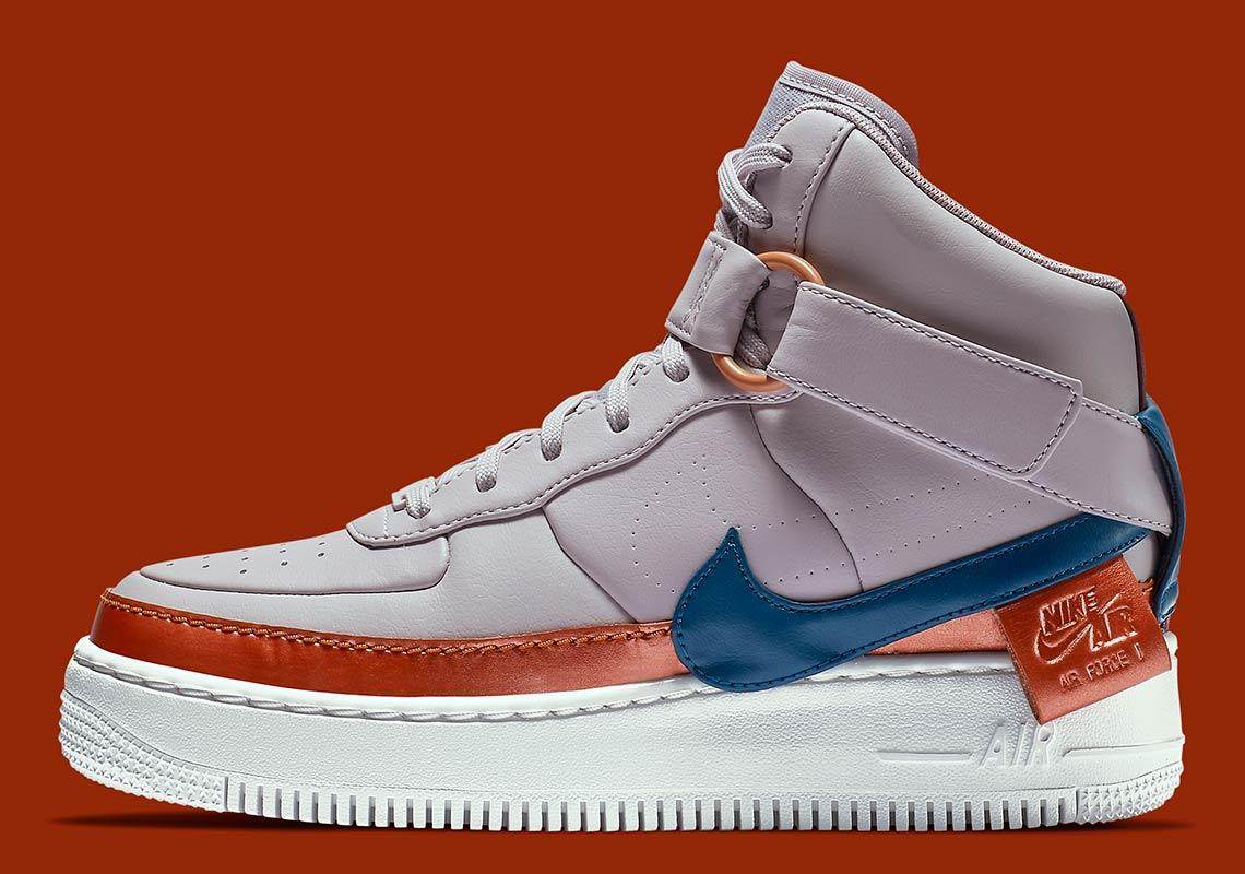 Nike Air Force 1 Jester High AR0625 001 + AR0625 500