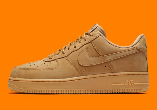 "The Nike Air Force 1 Low ""Flax"" Returns Next Week"