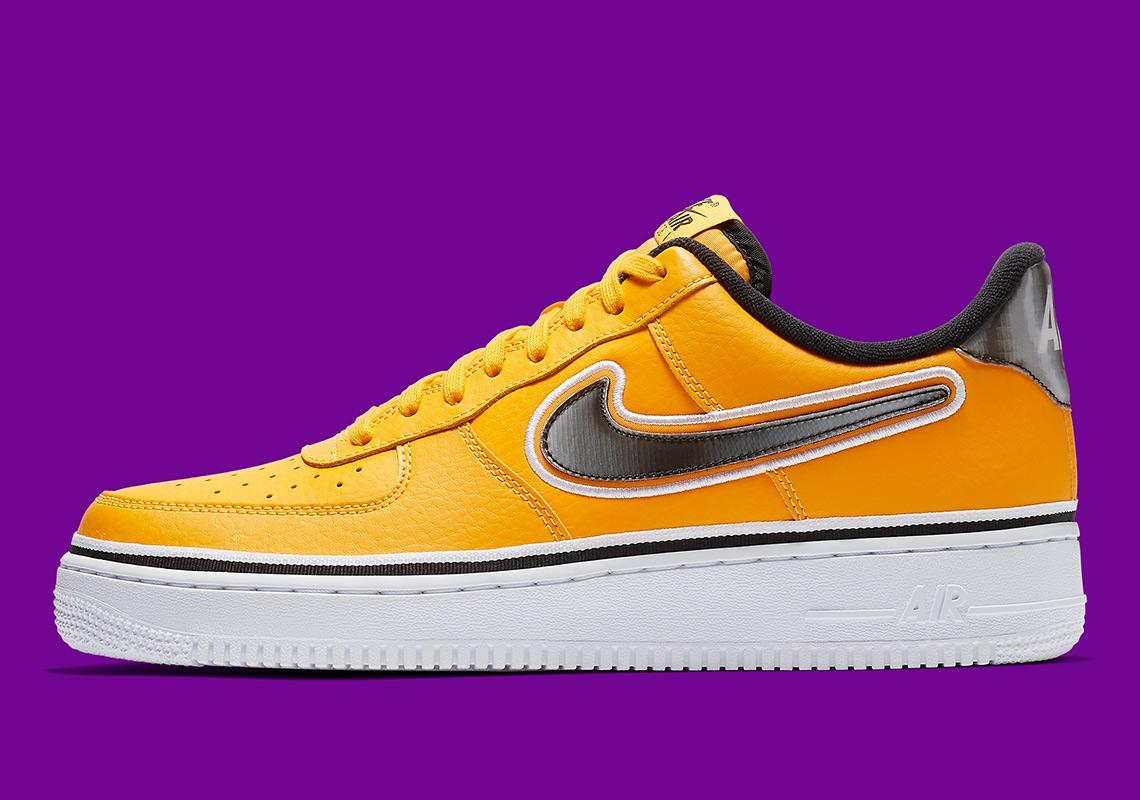 Nike Air Force 1 Low Lakers BV1168-700