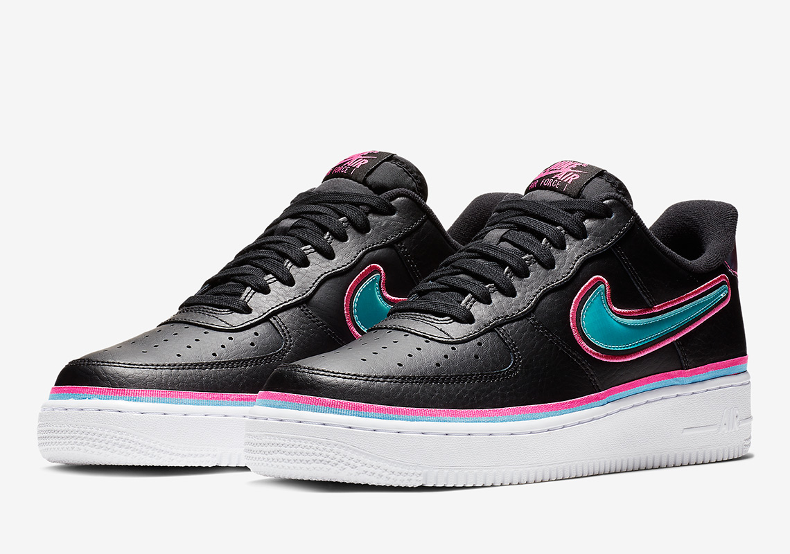 separation shoes 682bf 0b7d2 This Nike Air Force 1 Low Is Perfect For Miami South Beach