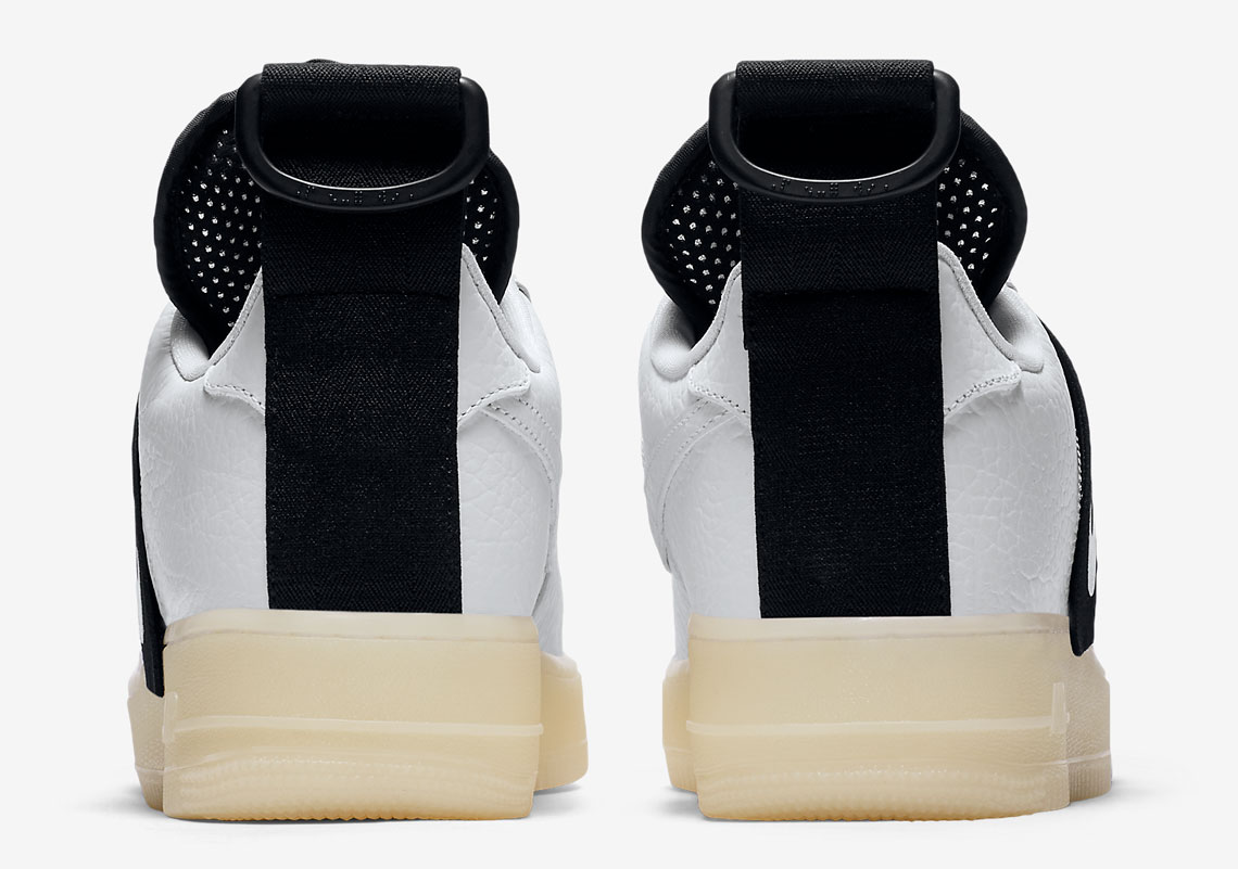 Nike Air Force 1 Low Utility AV6247 100 Release Info