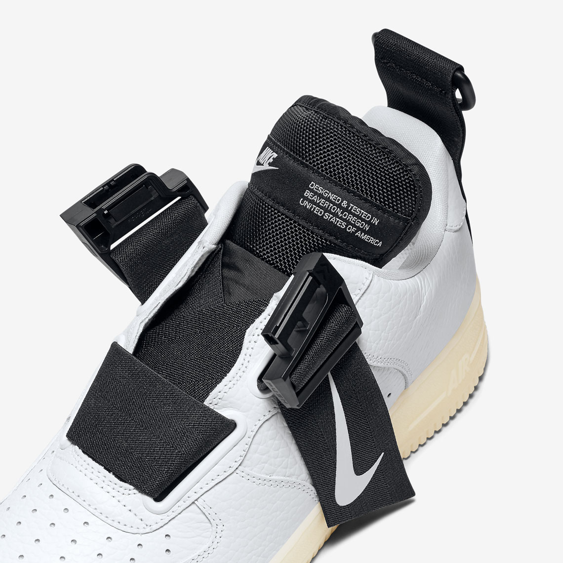 Nike Straps Up The Air Force 1 Low Utility – TrendsetterNY a9796015c