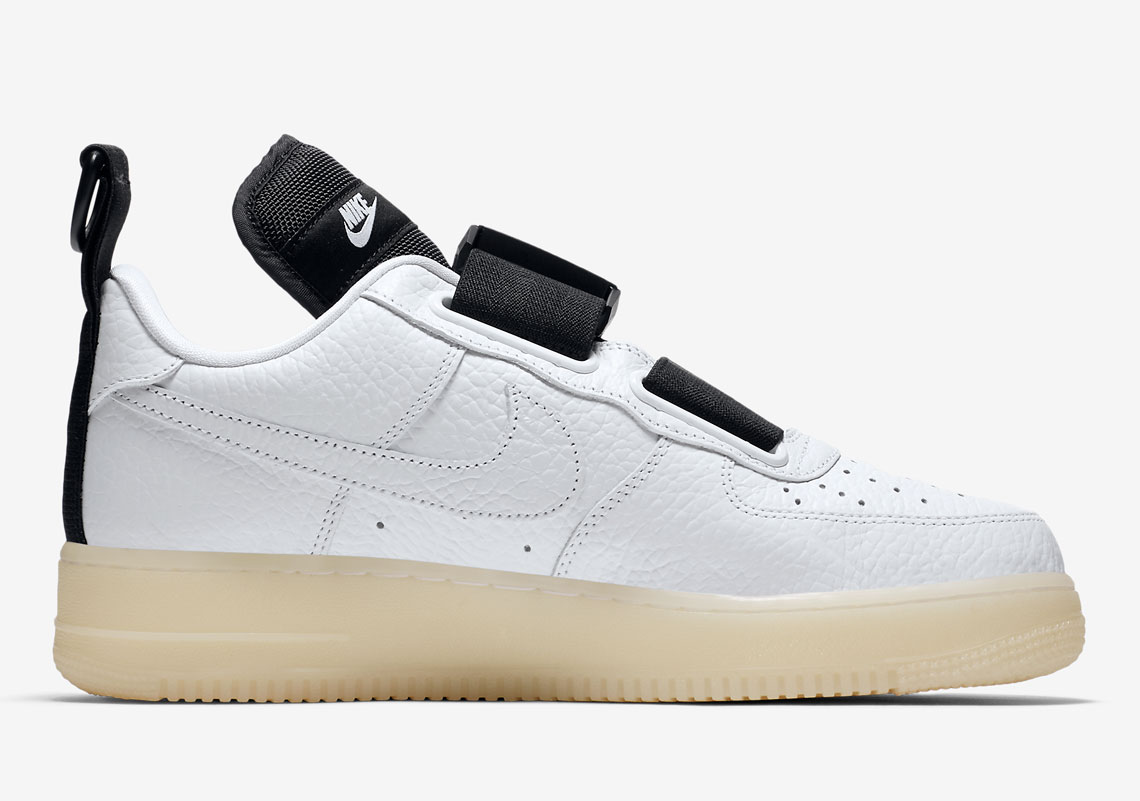 more photos 8a093 2234d Nike Air Force 1 Low Utility Release Date October 5th, 2018 ...