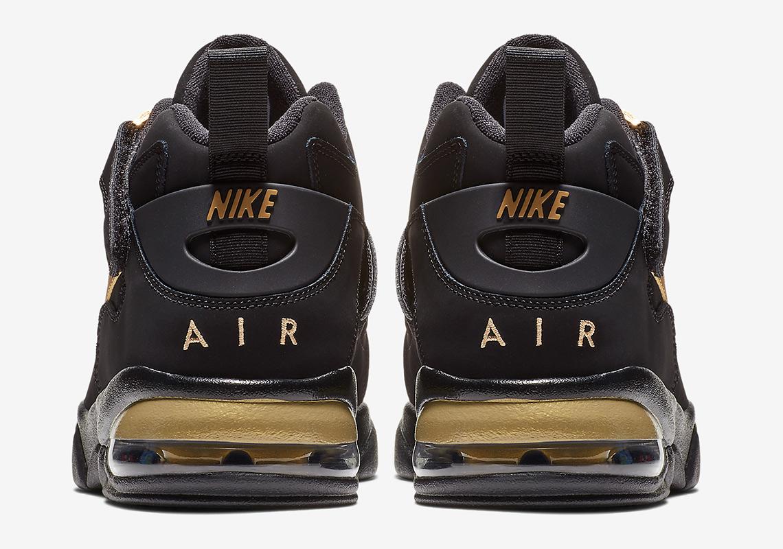 39501d6f9eb3 Nike air force max black gold aj release info jpg 1140x800 Charles barkley  air max 93