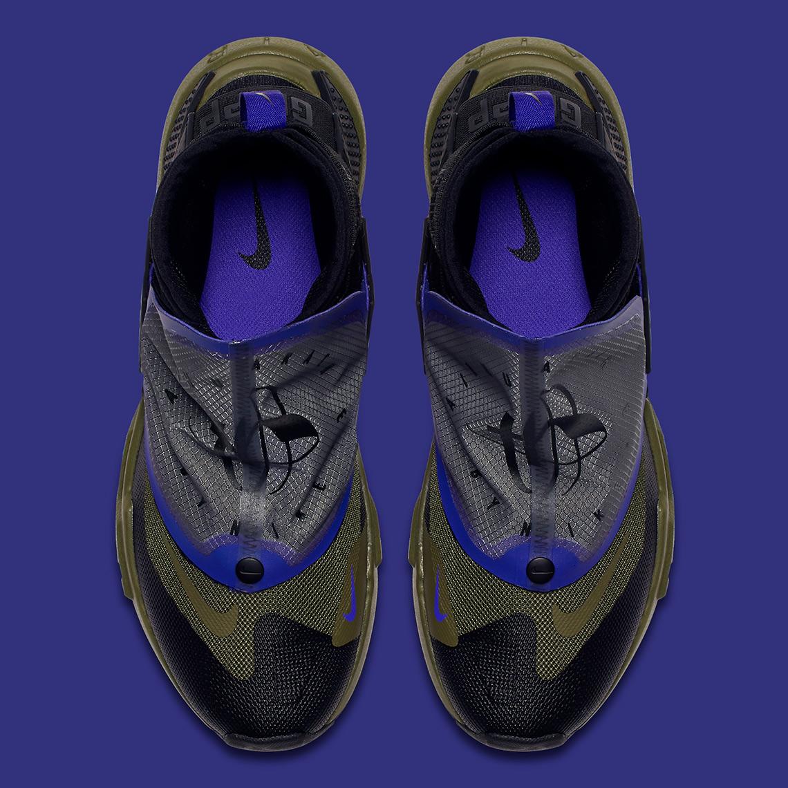 new style 93aa8 cbe2e Nike Air Huarache Gripp AT0298-100 AT0298-001   SneakerNews.com