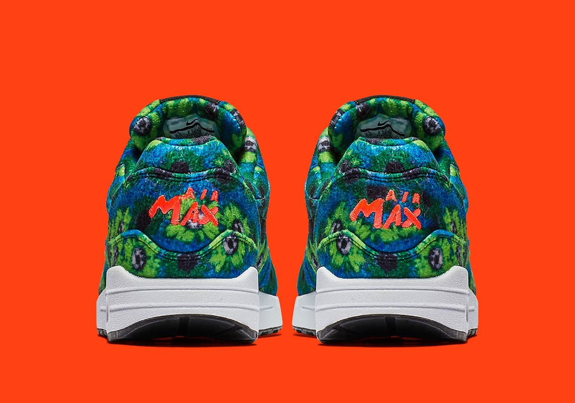 buy online 94b78 a4cb9 Nike Air Max 1 Floral Mowabb Pack Release Info  SneakerNews.