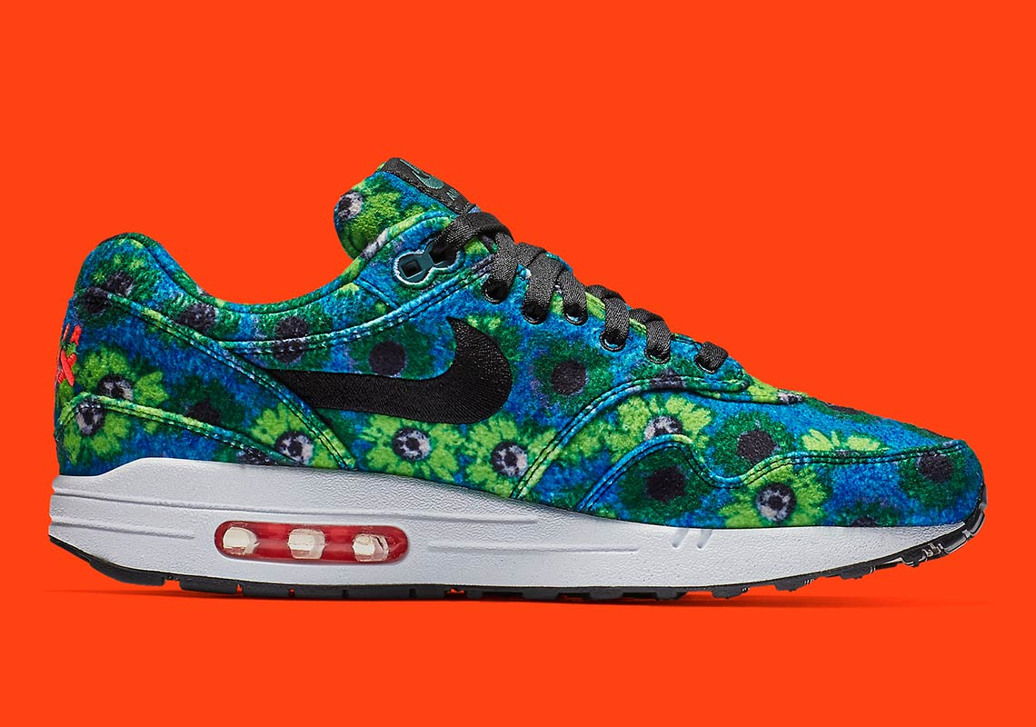 14174f5685c98 Nike Air Max 1 Floral Mowabb Pack Release Info