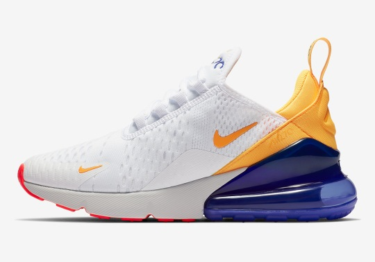 This Nike Air Max 270 Is For The Philippines