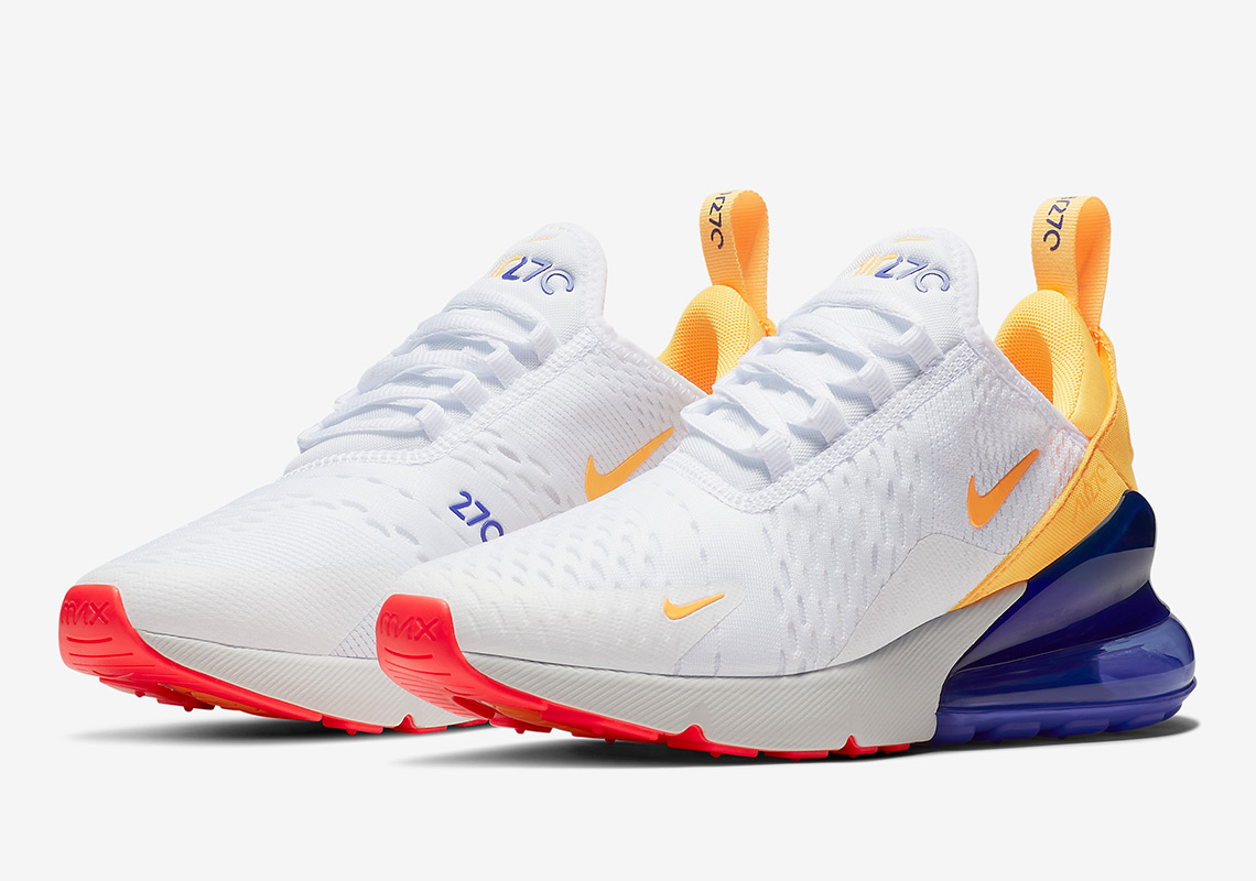 Nike Air Max 270 Phillipines AH6789 105 Release Info