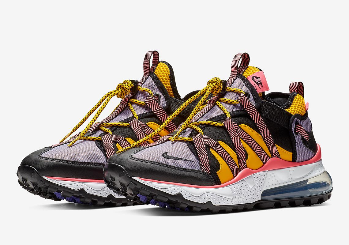 brand new 0039a 5167d Nike Air Max 270 Bowfin AJ7200-004 Release Info ...