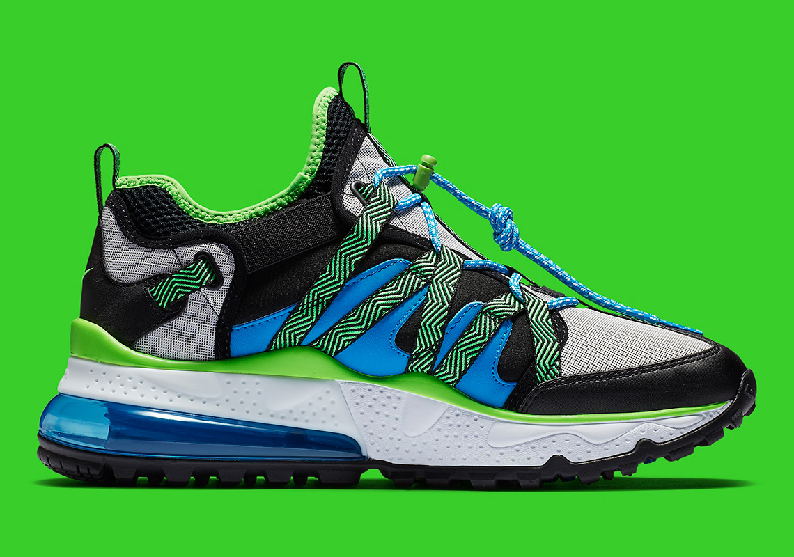 Style Code  AJ7200-002. Where to Buy  Nike Air Max 270 Bowfin. Nike  Available 9a2e63148