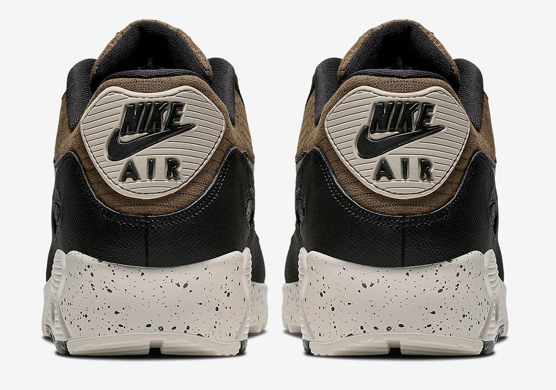 Nike Air Max 90 OliveBlack 700155 203 Release Info