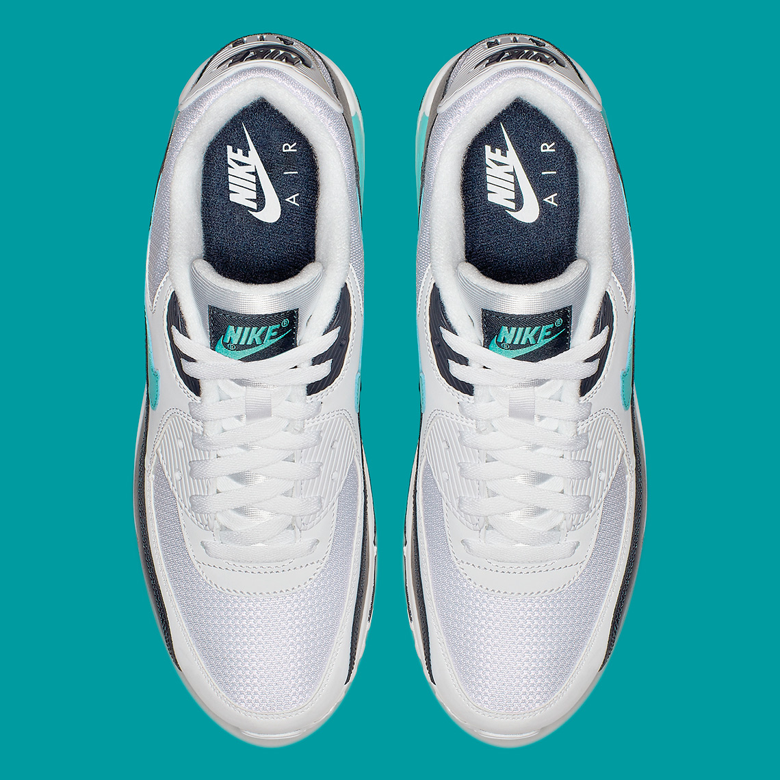 super popular 2877a b5ac3 Nike Air Max 90  110. Color  White Aurora Obsidian Aurora Style Code  Where  To Buy. NikeAvailable  Nike UKAvailable. Advertisement. Advertisement